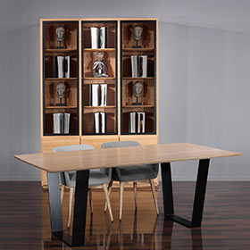 Table artisanal sur mesure
